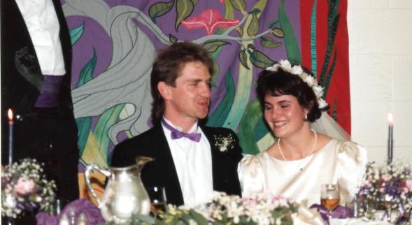 Liz Branson and Mark Bishop wedding 2